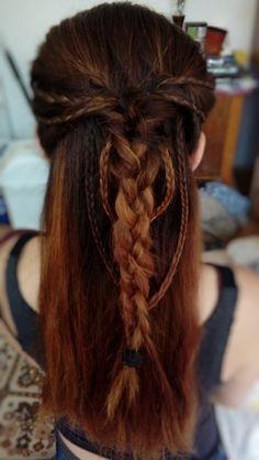 Braid hair ^^