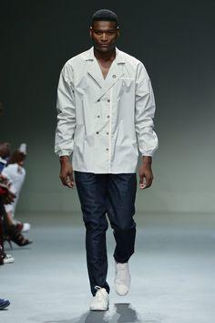 Tempracha Fall/Winter 2016 - South Africa Fashion Week | Male Fashion Trends