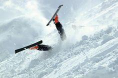 Enjoy your first ski lesson tomorrow, Gareth