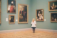 Kit para hacer una buena visita a un museo