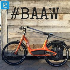Those that can, do; those that can't, drive. #BAAW #RideYourBike #eBike #BikeCommuter