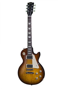 Gibson 2016 T Les Paul Studio 50's Tribute Electric Guitar, Satin Honey Burst >>> Be sure to check out this awesome product.