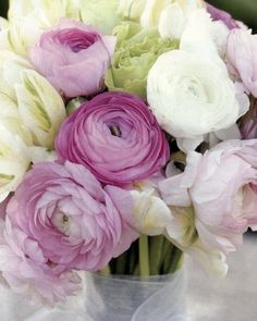 Peonies always remind me of my Mama.  They were one of her favorite flowers to decorate with.