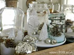 Stunning Christmas Country Home Tour  - Decoholic