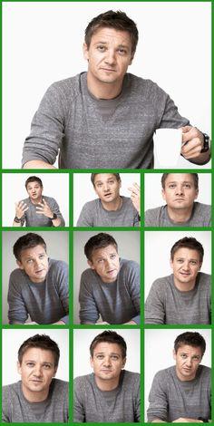Jeremy Renner my <3