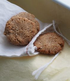 """No-Sugar """"Sugar"""" Cookies: grain-free, dairy-free Original Recipe for the Candida Diet:  http://candocandidadietfoodandrecipes.blogspot.com/2015/05/candida-diet-sugar-cookies-happiness-is.html"""