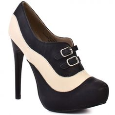 This is the spectator pump I have been looking for. #SingleMom #Style