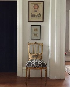 Portrait of a French chair | Part 2 of 3 #ourseattlecottage #chairlove #alayeredlifespaces #atmine #myhousebeautiful