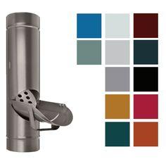 Výklopný pozinkový lapač dešťové vody se sítkem pro okapové svody průměru 80/100/120 mm zachytává vodu přímo do sudu či nádrže. Dešťová klapka se snadno otevře pomocí výklopné části, která slouží k zachytávání vody protékající svodem. Po naplnění nádoby nebo na zimu sběrač zaklopením snadno uzavřete. Síto zabraňuje vniku hrubých nečistot do nádrže. Okapi