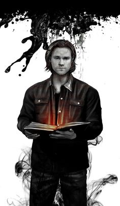 Sam Winchester's Journal – Entry #97 If you had asked me about The Book of the Damned a couple of months ago, the first thing that would've come to mind would've been the mythic Necronomicon Ex Mortis...
