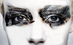 Hooded Eye Makeup – Great Make Up Ideas Hooded Eye Makeup, Hooded Eyes, Glamorous Makeup, Makati, Eye Make Up, Face Art, Beautiful Eyes, Beautiful Textures, Oeuvre D'art