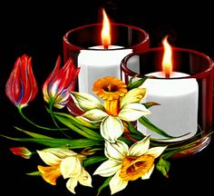 The perfect ErtedégjenAGyertya Candle Light Animated GIF for your conversation. Discover and Share the best GIFs on Tenor. Candle Centerpieces, Candle Lanterns, Pillar Candles, Butterfly Flowers, Pink Flowers, Flickering Lights, Beautiful Nature Wallpaper, Candle In The Wind, Good Night Sweet Dreams