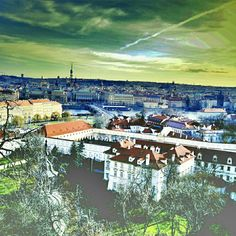 Golden City   Prague