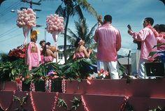 Aloha Week Parade — 1960