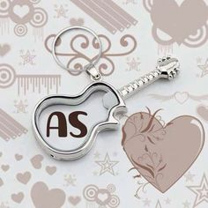 Write Your Name On Silver Guitar Keychain Pic Online Fancy Letters, Initial Letters, Love Letters, Love Images With Name, Love Pictures, Alphabet Images, Alphabet Design, Write Name On Pics, Cute Love Wallpapers