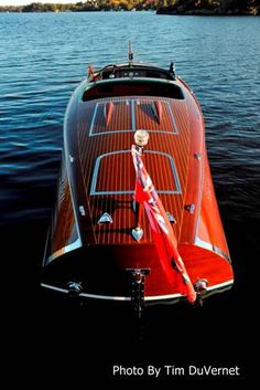 Vic II 23 Feet 1935 Greavette Runabout Dictator