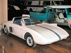 1962 Ford Mustang I Concept Car