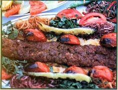 Afbeeldingsresultaat voor adana kebap oktay usta Et Yemekleri - Et Yemekleri - Las recetas más prácticas y fáciles Turkish Kebab, Istanbul, Ground Lamb, Kebabs, Barbecue, Spicy, Grilling, Turkey, Dishes