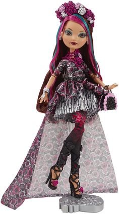 Ever After High Printemps Fleuri