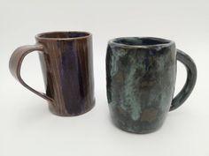 ceramic mugs Ceramic Mugs, Ceramics, Tableware, Projects, Handmade, Pottery Cafe, Hall Pottery, Hand Made, Ceramic Cups