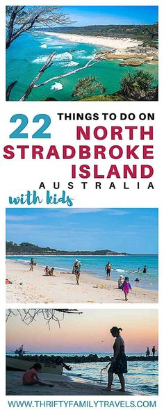 Ultimate Guide to North Stradbroke Island Accommodation & Camping – Thrifty Family Travels – 2020 World Travel Populler Travel Country Australia Travel Guide, Visit Australia, Australia Holidays, Australia Trip, Queensland Australia, Western Australia, Stradbroke Island Camping, Travel With Kids, Family Travel