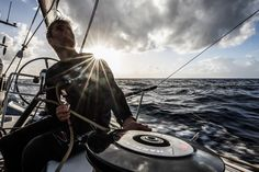 The volvo ocean race. Leg 02, Lisbon to Cape Town, day 5 on board Sun Hung Kai/Scallywag. Photo by Konrad Frost/Volvo Ocean Race. 09 November