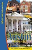 The Austin (Minnesota) Convention and Visitors Bureau is a one-stop shop for all reunions. The Austin Official Visitors Guide will help you with itinerary planning, entertainment options, dining and lodging.