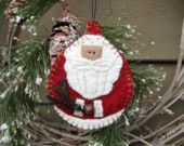 Santa--Item is being sold on Etsy