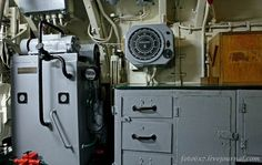 U-Boats ~ U-995 ~ Main Control Room ~ BFD