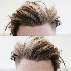 """6,883 Me gusta, 9 comentarios - MEN'S HAIRSTYLES & HAIRCUTS (@hairstylemens) en Instagram: """"#hairstylemens FOLLOW ▶ @hairstyleofmens ◀ #shorthair #hairstyles #longhair #menscut #hairstyle…"""""""