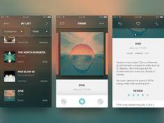 Pimmr three #Mobile #App par Javi Pérez