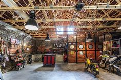 Arch Interior, Track Lighting, Barn, Ceiling Lights, Home Decor, Pictures, Converted Barn, Decoration Home, Room Decor