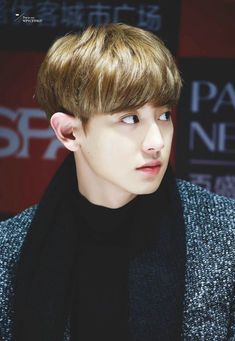 Discovered by 레이. Find images and videos about kpop, exo and k-pop on We Heart It - the app to get lost in what you love. Park Chanyeol Exo, Baekhyun, Korea, Chansoo, Actor Model, Shinee, Rapper, Wattpad, Hairstyle