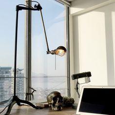 474.99$  Buy here - http://aliigd.shopchina.info/go.php?t=1804789764 - Vintage Art style copper floor lamps fashion floor lamp for living room / bedroom / foyer+EMS 474.99$ #bestbuy