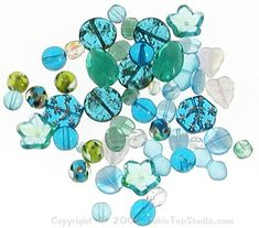 Image detail for -When photographing glass beads, there are often details inside ...