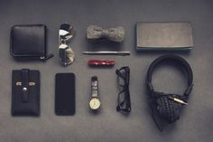 the bare necessities.