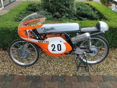 1968 Jamathi 50cc Dutch TT Winner