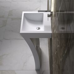 "Rectangular Free Standing Sink - 23"" x 18"" - ADM Bathroom Design"