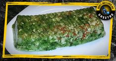 Brokkolis csirkekocsonya Avocado Toast, Breakfast, Food, Morning Coffee, Meals, Yemek, Morning Breakfast, Eten