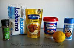 Ingredientes Dips, Tasty, Bottle, Food, Jars, Beet Salad, Salad Toppings, Vinaigrette, Cream Cheeses