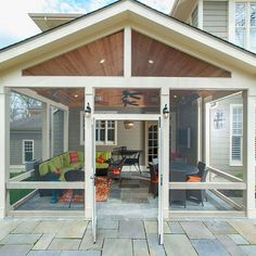 screened in porch cost how long does it take a deck contractor to build a screened porch, screened in porch cost 2018 screened in porch cost screened in porch prices cost to build, 2018 screened in porch cost screened in porch prices cost to build. Screened In Porch Cost, Screened Porch Designs, Backyard Patio Designs, Porch And Patio, Back Patio, Covered Back Porches, Screened Porch Decorating, Porch Wood, Patio Table
