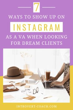 The best ways you can use Instagram as a virtual assistant to connect and engage with your dream clients! #socialmediatips #virtualassistant #virtualassistanttips #instagramtips #instagramengagement Instagram Marketing Tips, Instagram Tips, Boss Babe, Social Media Marketing, Marketing Strategies, Online Marketing, Business Tips, Online Business, Direct Sales Tips