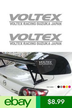 TRIL GEAR Universal 52 Adjustable Aluminum Light Weight GT Double Deck Racing Spoiler Wing Black
