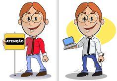 Criação de Personagem Digital - Aprovada http://www.souzaarte.com/#!untitled/cnfd