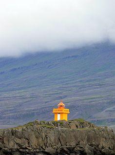 Phare de Ketilfes - Islandia