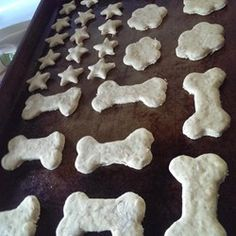 Flea terminator dog treats allrecipes animals pinterest delicious dog treats allrecipes forumfinder Gallery