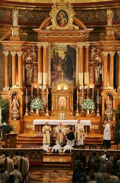 St. John Cantius Church, Chicago, Ill.
