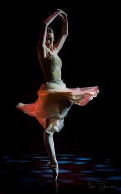 Olga Smirnova by ©Irina Tuminene