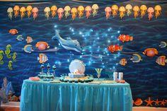 Underwater Theme - 8 Stars