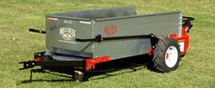 Millcreek Manufacturing Co., Affordable Equine Manure Spreaders